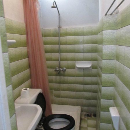 El Salam Hotel : bathroom