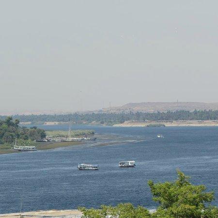 El Salam Hotel: view