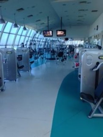Eser Premium Hotel & Spa: a little room of the great gym