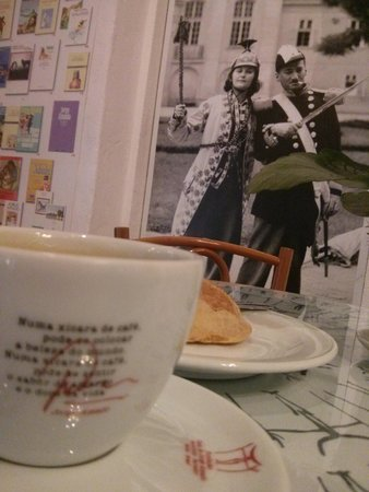Fundação Casa de Jorge Amado : Café
