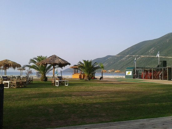 Club Vassiliki : Morning at Club Vass