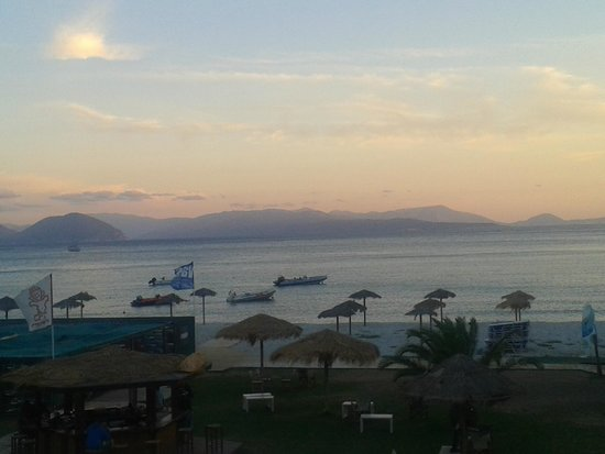 Club Vassiliki: Another lovely evening 1
