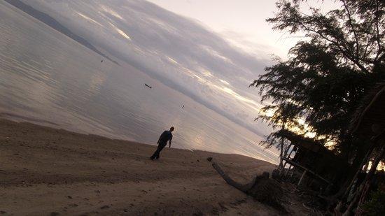 Namthip Homebeach: sunset
