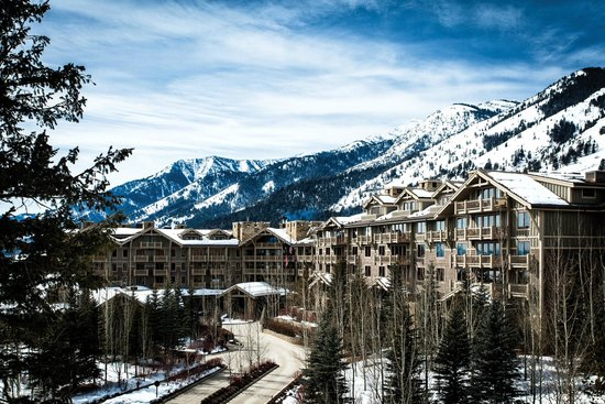 Four Seasons Resort and Residences Jackson Hole: Jackson Hole Resort and Residences Whistler in the Winter