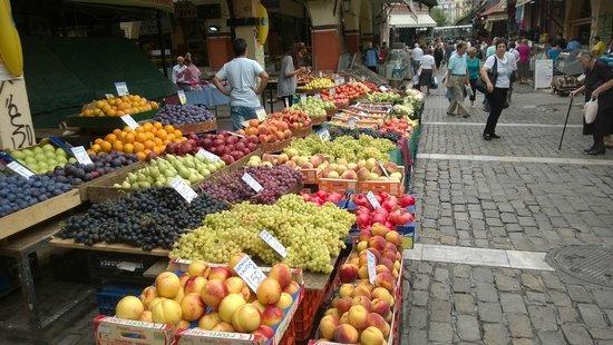 Modiano Market: Produce