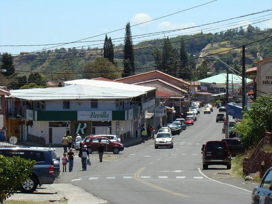 The Lost Waterfalls-Boquete: Downtown Boquete