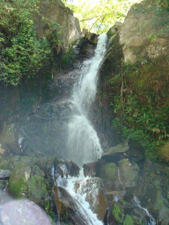 The Lost Waterfalls-Boquete: The Waterfall