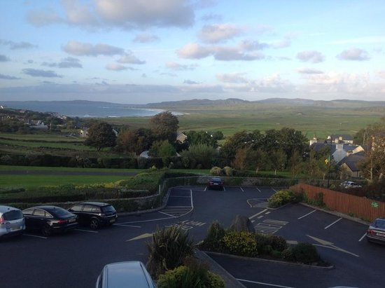 Ballyliffin Lodge Hotel & Spa: 'A Room with a View'