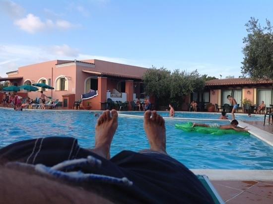Villaggio Alba Dorata: relax