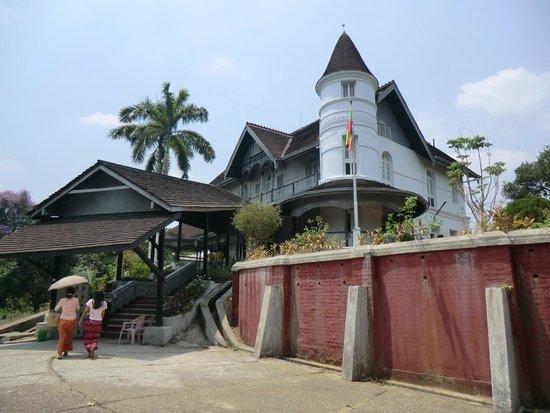 Aung San Suu Kyi House : La maison familiale où a vécu Aung San Suu Kyi