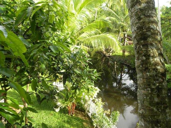 Canal Villa: Канал около отеля