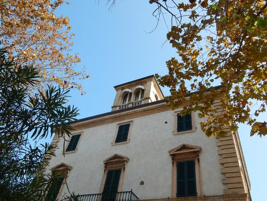 Villa Helvetia: altana