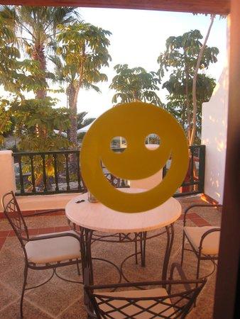 Finca Vista Bonita: smile