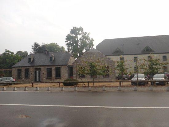 Les Jardins De La Molignee: L'Hôtel