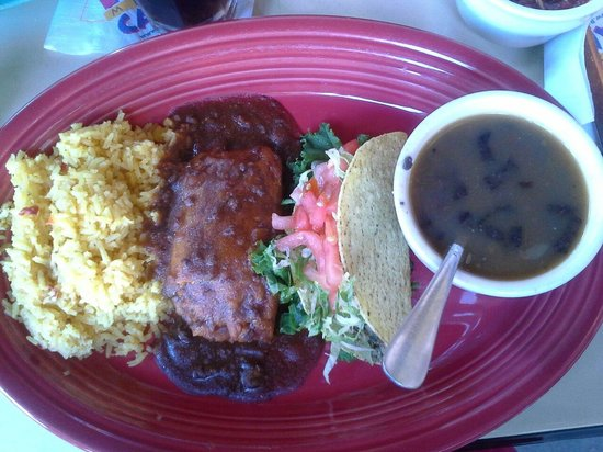Rosie's Mexican Cantina: Lunch special at Rosie's.
