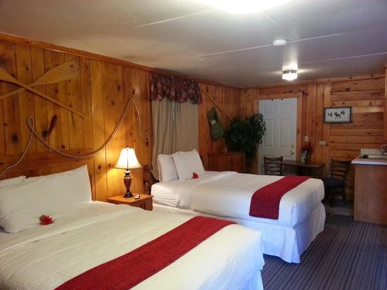 Spruce Lodge: Room #4
