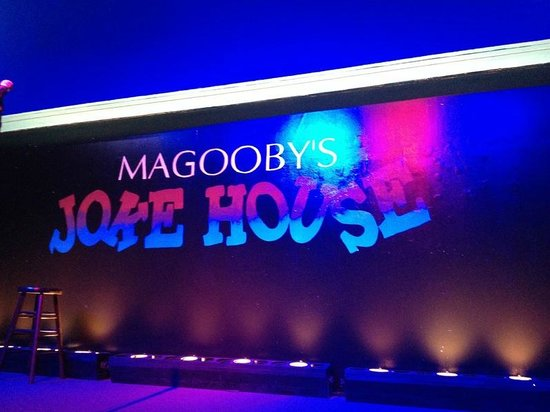 Timonium, MD: Magooby's Joke House
