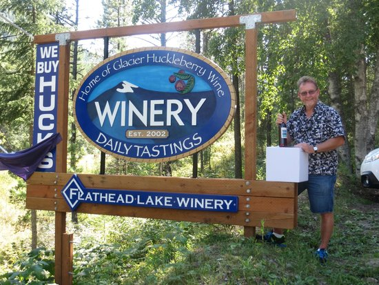Columbia Falls, MT: winery
