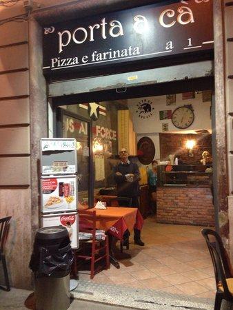 Pizzeria Porta a Ca