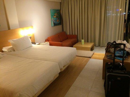 Morasol Suites : camera 406