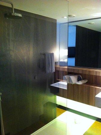 Inspira Santa Marta Hotel: Badezimmer