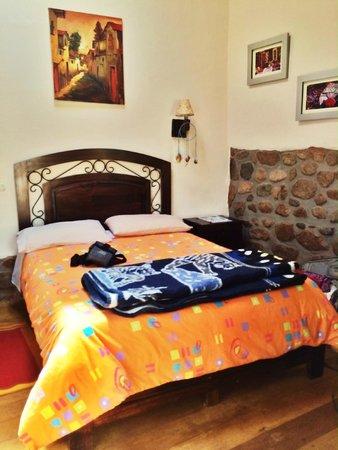 La Capilla Lodge: Habitación matrimonial.
