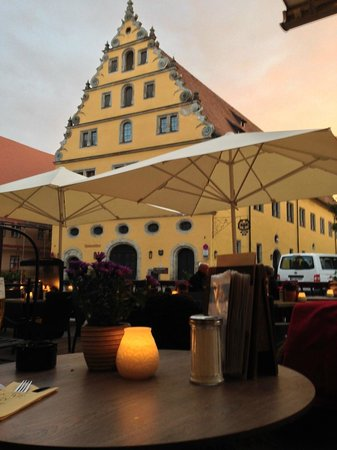 Meiser's: My view of the sunset