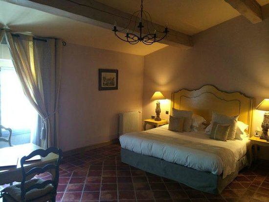 Villa Mazarin : Very spacious room