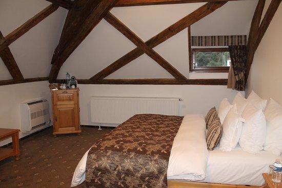 Questenberk: Our lovely room