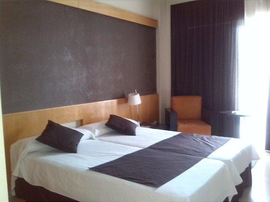 Hotel Mencia Subbetica : Habitación