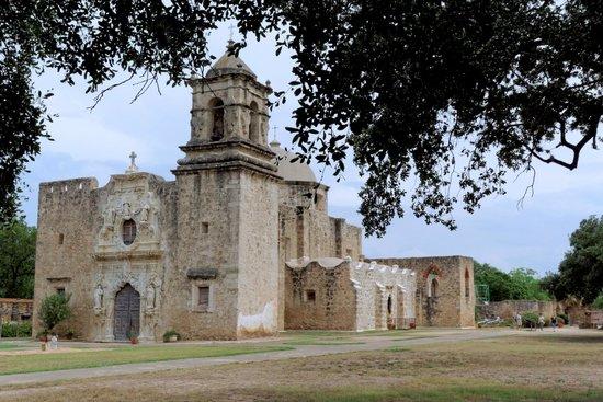 Mission Trail: Mission San José