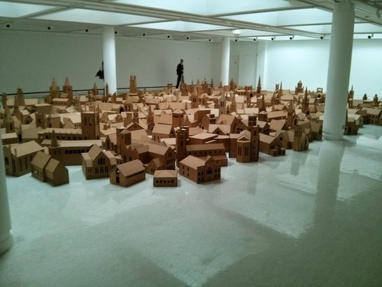 Gallery of Modern Art: Exhibit at the GOMA