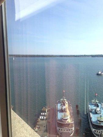 The Westin Harbour Castle, Toronto : view