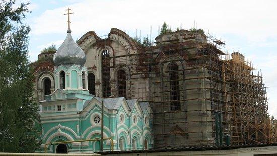 Vyksa Iversky Women's Monastery