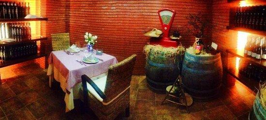 Manocalzati, Ιταλία: la cantina
