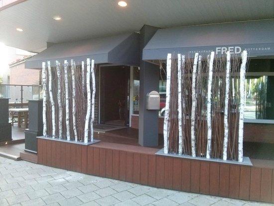 Restaurant Fred : exterieur