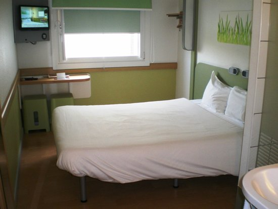 Ibis Budget Warszawa Reduta: Double bed