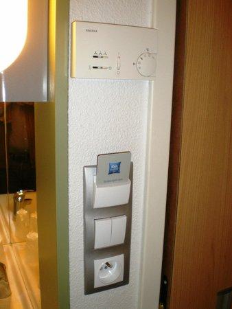 Ibis Budget Warszawa Reduta : Air conditioner