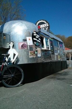 Coffee Park Airstream, Winston Salem - Restaurant Reviews