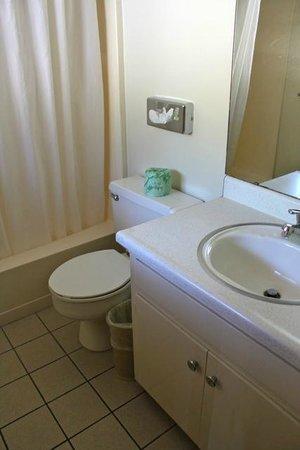 The Jackson Lodge: Queen Bathroom