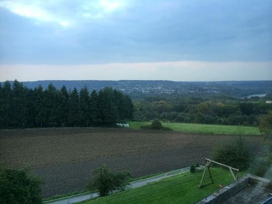Hotel Pension Casino Rehmannshof : view from room