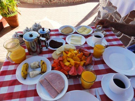 Casa Particular Maritza Hernandez : Breakfast