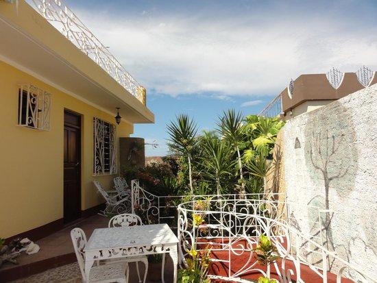 Casa Particular Maritza Hernandez : Roof terrace