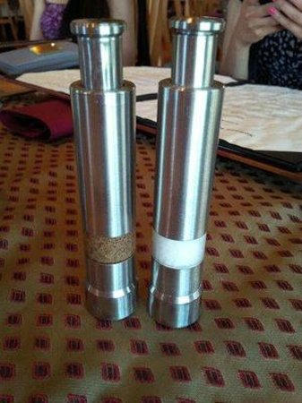 The Sonora Room: Salt and Pepper Shakers