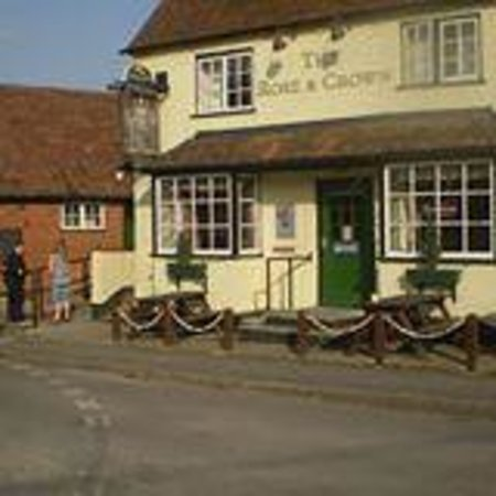 Chilton, UK: A fine english pub