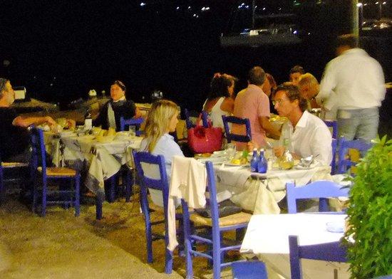 Apotolis Taverna Psaropoula: Romantic setting