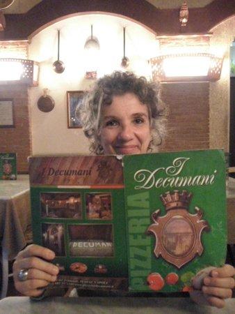Decumani di Napoli: Cena temprana