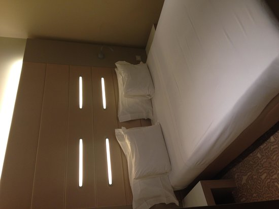 Hotel SB Padua: Il letto