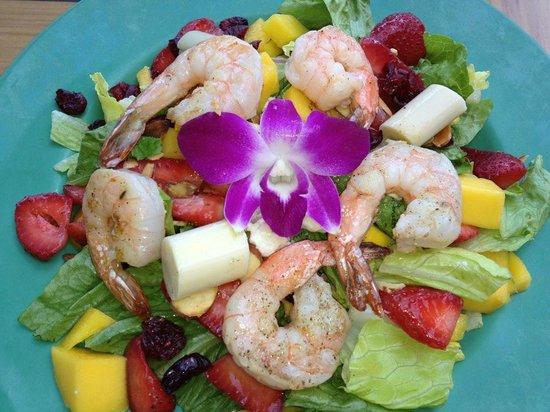 Mangos Dockside Bistro: Key West Salad
