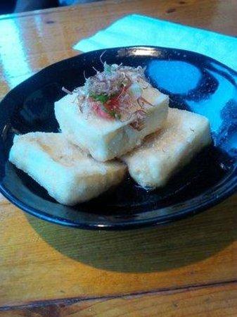 Sushiyama: Agedash Tofu